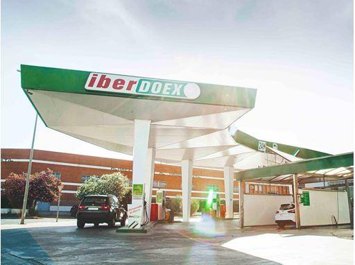 Iberdoex Service Station