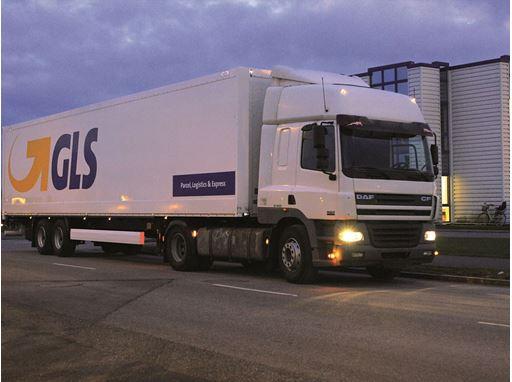 GLS Truck