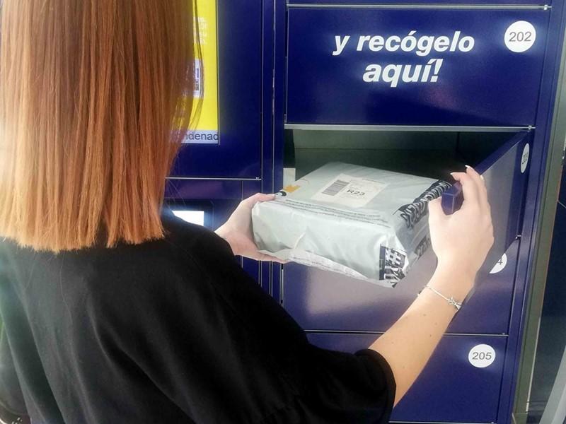 GLS Spain jetzt mit über 200 Paketautomaten