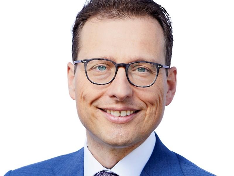 Martin Seidenberg, CEO der GLS Gruppe