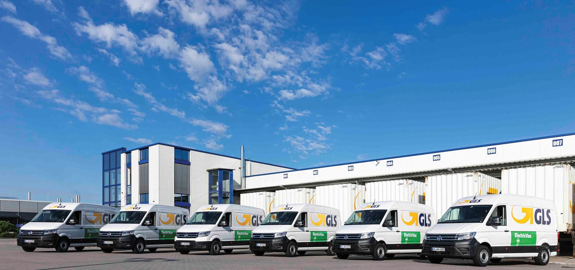 GLS stellt Pakete in Karlsruhe emissionsfrei zu