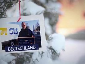 Meet your Santas - Weihnachtsgrüße von GLS-Zustellern