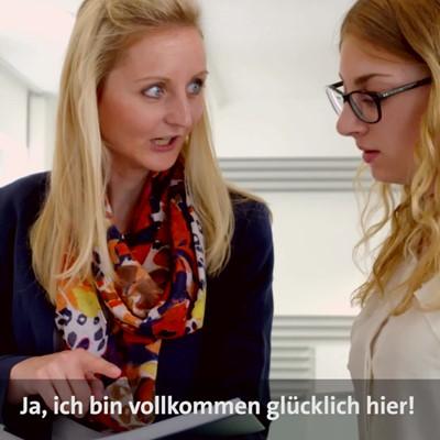 Ausbildung bei GLS Germany: GLS-Azubis geben einen Einblick in ihren Arbeitsalltag