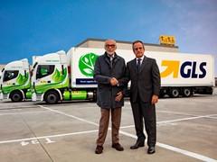 GLS punta sul green anche per le grandi distanze potenziando la propria flotta di mezzi di linea alimentati a LNG