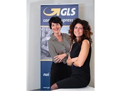 GLS, nuova prima linea al femminile per l'Italia