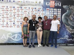 GLS Corriere ufficiale della 49^ edizione del Giffoni Film Festival
