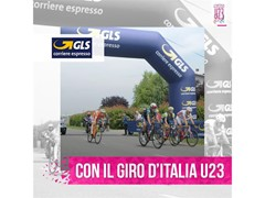 GLS sponsorizza le competizioni ciclistiche