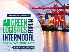GLS partecipa al digital event Green Logistcs Intermodal Forum