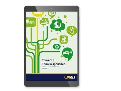 """3° rapporto di sostenibilità """"ThinkGLS. ThinkResponsible."""""""