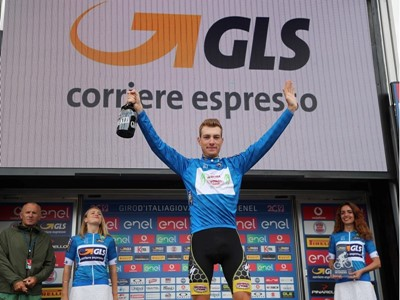 GLS Enterprise sponsor del Giro d'Italia Under 23