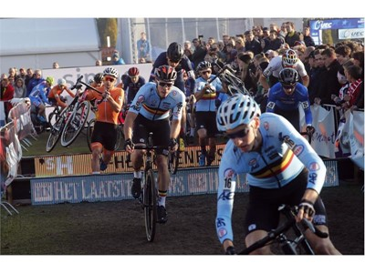 GLS sponsor deiCampionati Europei di Ciclocross 2019