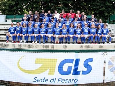 La Sede GLS di Pesaro sostiene la Nazionale di Flag Football