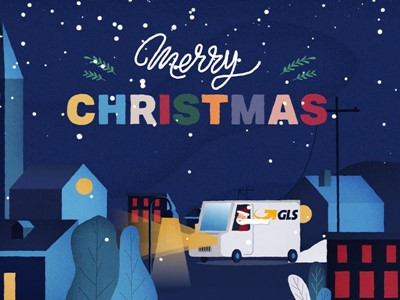 Merry Christmas GLS!