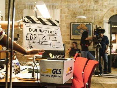 GLS sceglie Don Matteo 12 per un'operazione di Branded Entertainment unica nel suo genere
