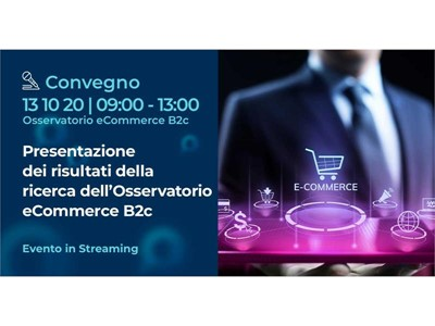 GLS parteciperà al convegno finale dell'Osservatorio eCommerce B2C 2020 del Politecnico di Milano