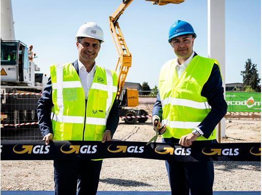 VGP Italy E GLS Italy insieme per il nuovo polo logistico internazionale di Sordio