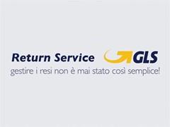 In arrivo il nuovo servizio GLS Return Service