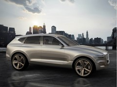GENESIS REVEALS GV80 CONCEPT SUV AT 2018 CANADIAN INTERNATIONAL AUTO SHOW