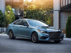"GENESIS G80 NAMED HIGHEST-RANKED ""NEAR-LUXURY CAR"" IN STRATEGIC VISION TOTAL QUALITY AWARDS"