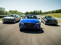 GENESIS LINEUP -- INCLUDING ALL-NEW G70 -- EARN 2019 IIHS TOP SAFETY PICK+ AWARDS