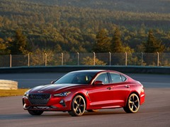 "GENESIS G70 NAMED CARS.COM ""BEST OF 2019"""