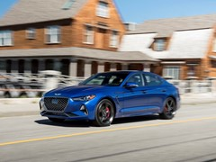 "GENESIS G70 NAMED MOTORWEEK 2019 DRIVERS CHOICE – ""BEST LUXURY CAR"""