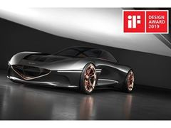 """GENESIS WINS TWO iF DESIGN AWARDS FOR THE """"G70·SEOUL 2017"""" GLOBAL LAUNCH AND ESSENTIA CONCEPT"""