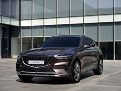 GENESIS PREVIEWS SECOND SUV, THE GV70
