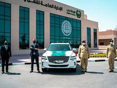 GENESIS GV80 JOINS DUBAI POLICE FLEET OF LUXURY PATROLS