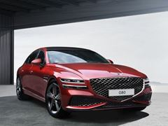 GENESIS UNVEILS FIRST IMAGES OF THE G80 SPORT