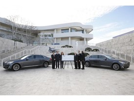 GENESIS MOTOR AMERICA AT THE J PAUL GETTY MUSEUM