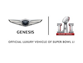 GENESIS IS THE PRESENTING SPONSOR OF THE NFL EXPERIENCE IN HOUSTON