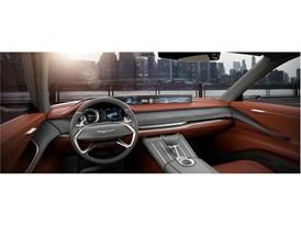 GV80 Concept (Interior - Front)