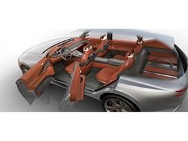 GV80 Concept (Interior - Total)