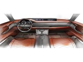 GV80 Concept Rendering (Interior - IP)