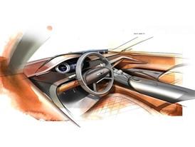 GV80 Concept Rendering (Interior)