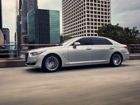 "SUPERLATIVE SAFETY: GENESIS G80 AND G90 EARN 2018 IIHS ""TOP SAFETY PICK+"" RATINGS"