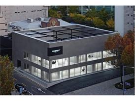 Genesis Gangnam Exterior 1