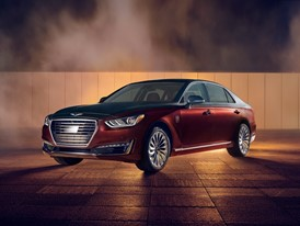 GENESIS ARRIVES IN CHARACTER  WITH TEN SPECIAL-EDITION G90 SEDANS FOR  THE 2018 ACADEMY AWARDS WEEK