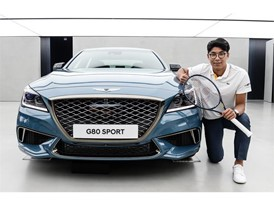 GENESIS ANNOUNCES MULTIYEAR SPONSORSHIP WITH WORLD-CLASS TENNIS PLAYER HYEON CHUNG