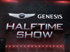 GENESIS JOINS ESPN'S MONDAY NIGHT FOOTBALL AS HALFTIME PROGRAM, SERIES PARTNER