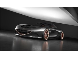 GENESIS ESSENTIA CONCEPT - SAMA STAR OF MIAMI AUTO SHOW