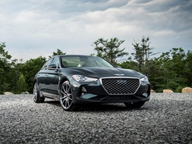 2019 GENESIS G70 - RUEDAS ESPN BEST LUXURY SEDAN