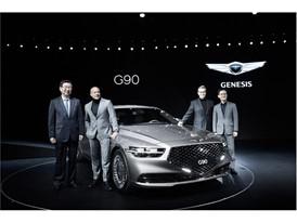 G90 DEBUT