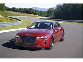 GENESIS G70 NAMED 2019 NORTH AMERICAN CAR OF THE YEAR
