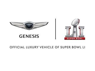 Genesis Drives the NFL Experience at Super Bowl LI