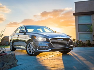 Genesis to Award G80 Mid-Luxury Sedans to 2017 NFL Pro Bowl MVPs