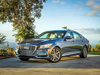 GENESIS DEBUTS 2018 G80 SPORT TRIM WITH 3.3 LITER TURBOCHARGED ENGINE AND PERFORMANCE STYLING