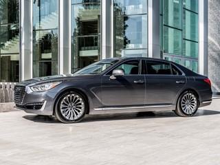 2017 Genesis G90 Named Ruedas Espn Best Luxury Sedan