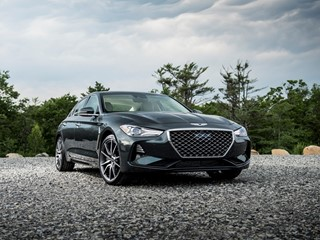 "RUEDAS ESPN SELECTS 2019 GENESIS G70 AS ""BEST LUXURY SEDAN;"" ESSENTIA CONCEPT NAMED ""STAR OF THE SHOW"" BY SOUTHERN AUTOMOTIVE MEDIA ASSOCIATION"